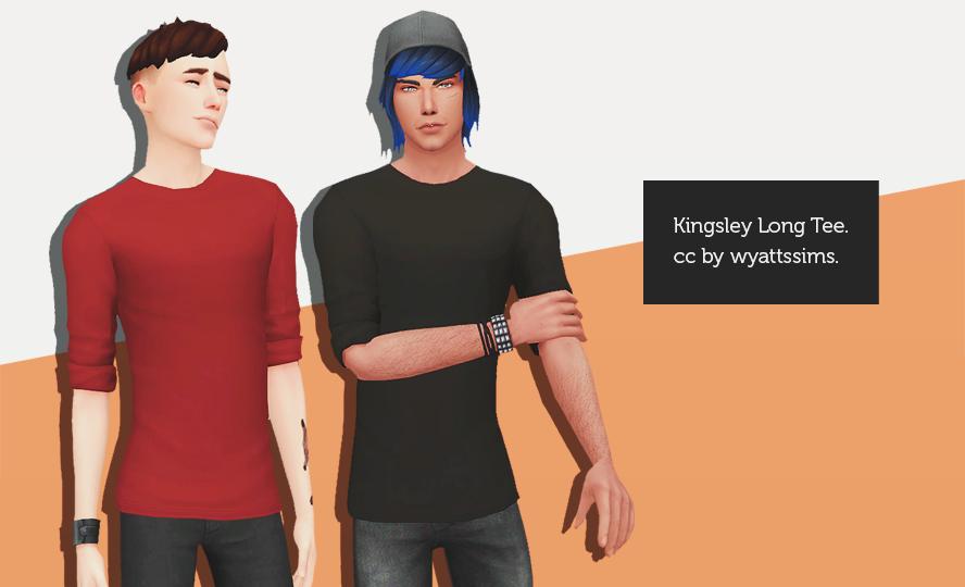 Mod The Sims - WCIF: This maxis match male hair?