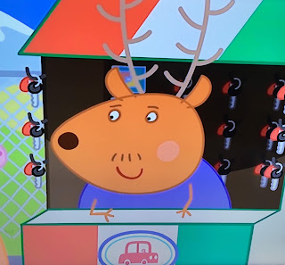 Signor Stag, only Peppa Pig episode we can find