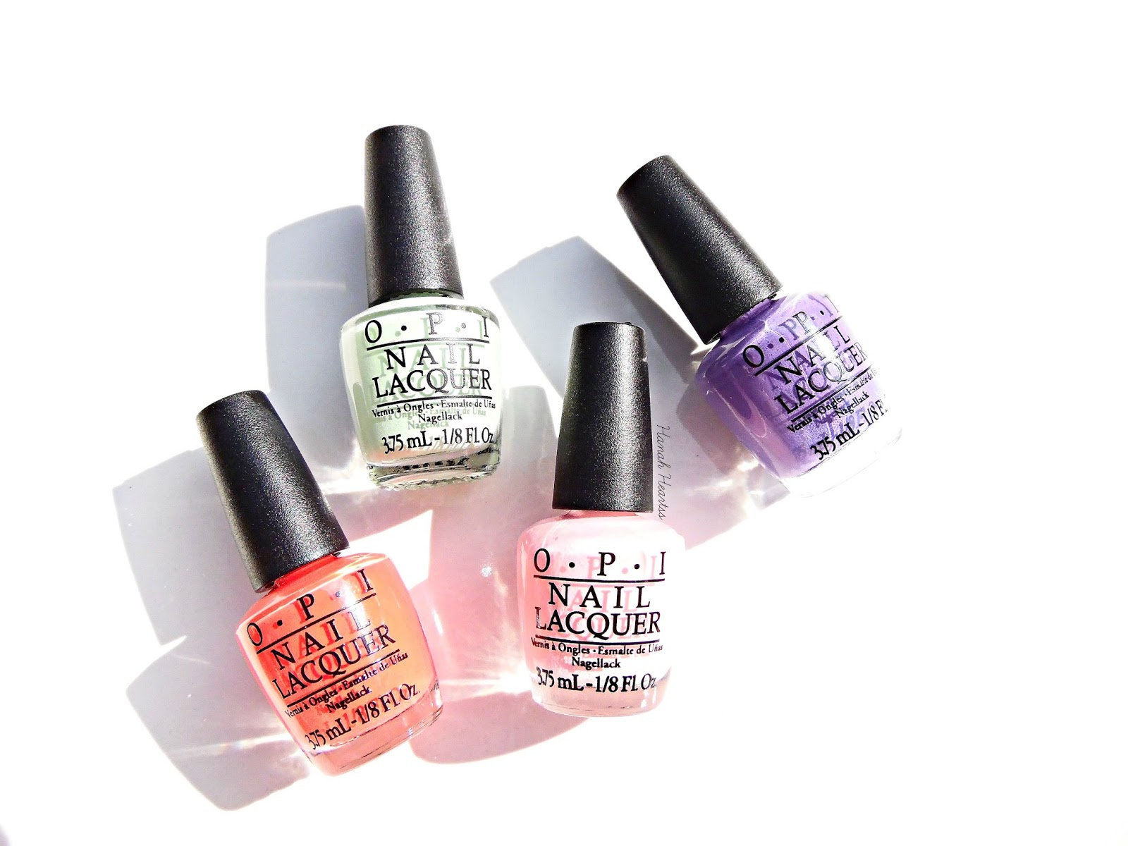 OPI Hawaii Little Hulas Mini Pack