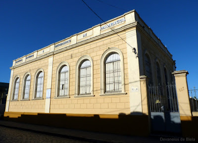 Paranaguá - Turismo histórico - Instituto Histórico e Geográfico