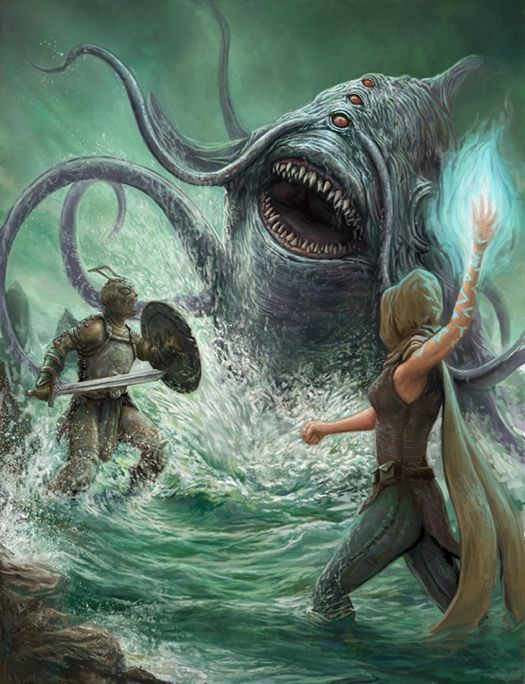 Aboleths: Deities of the Deep