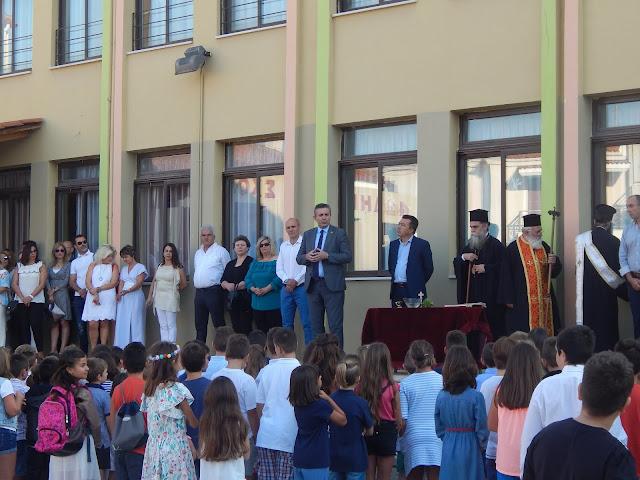 Άρτα: «Δήμαρχος Αρταίων - Πάνω Από 1.500.000€ Για Τη Συντήρηση Των Σχολείων Τα Τελευταία Χρόνια»