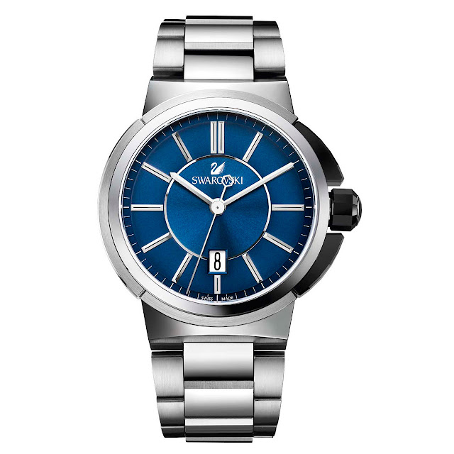 Swarovski - Piazza Grande Watch steel