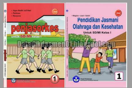 Download Buku PJOK Guru Kelas 1 SD/MI Kurikulum 2013