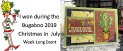 JULY 2019 WINNER @ BUGABOO'S CHRISTMAS IN JULY EVENT DAY 1