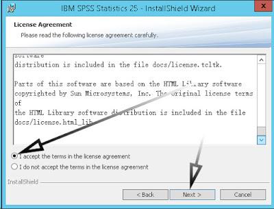 Cara Menginstall SPSS Lengkap Gambar Full Versi 25