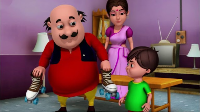 motu patlu hd wallpaper