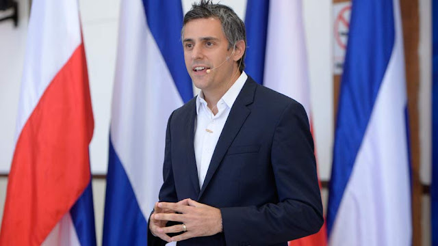 Arena elige a Carlos Calleja como candidato presidencial en las elecciones de 2019 en El Salvador