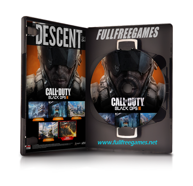 Call of Duty Black Ops 3 Descent Download PC Game All DLC Repack