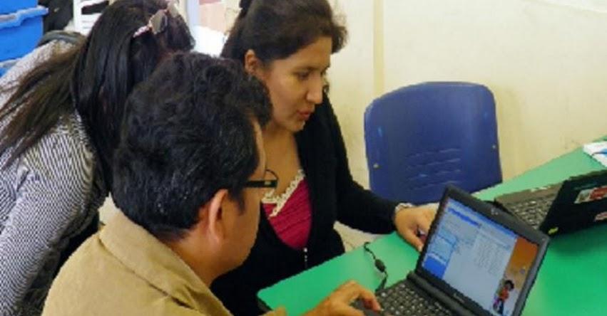 MINEDU capacitará a docentes de 14 regiones en uso pedagógico de tabletas