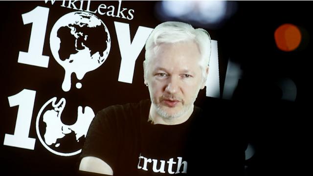 Julian Assange fue torturado con una droga psicotrópica y sometido a lobotomía química.