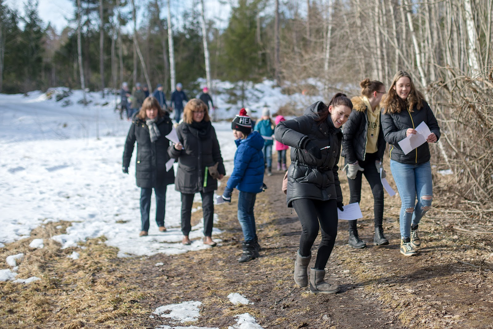 Anna Johansson, Stigtomta Stavstugan Enelund 1, Vrena