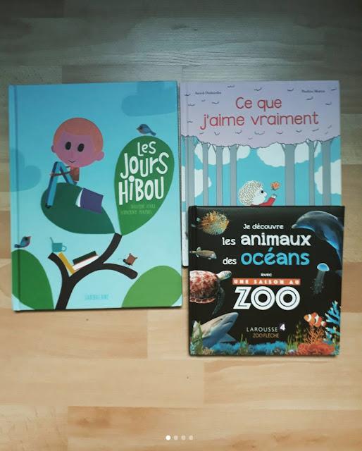 > Les jours hibou  > Ce que j'aime vraiment  > Les animaux des océans