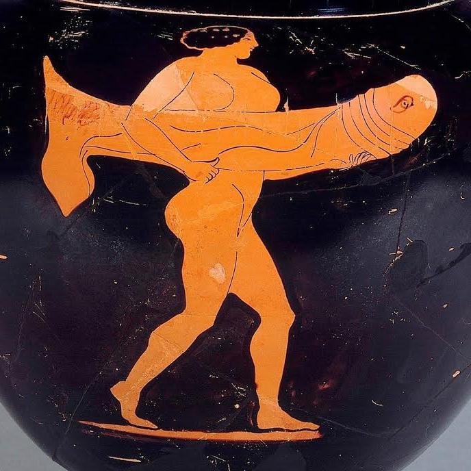 EFHMERIS: Οι Αρχαίοι Έλληνες Έκαναν Καλύτερο Σεξ από Εσένα. Έρη Βαρδάκη