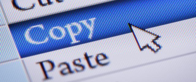 Inserindo o link do artigo quando o usuário copiar e colar um texto do blog