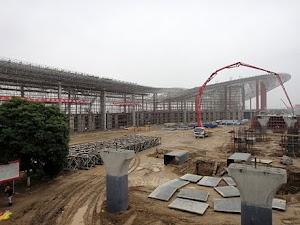Lowongan Taiwan Kontruksi Bandara 2017 Biaya 35 Juta