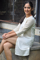 Radhika Cute Young New Actress in White Long Transparent Kurta ~  Exclusive Celebrities Galleries 058.JPG