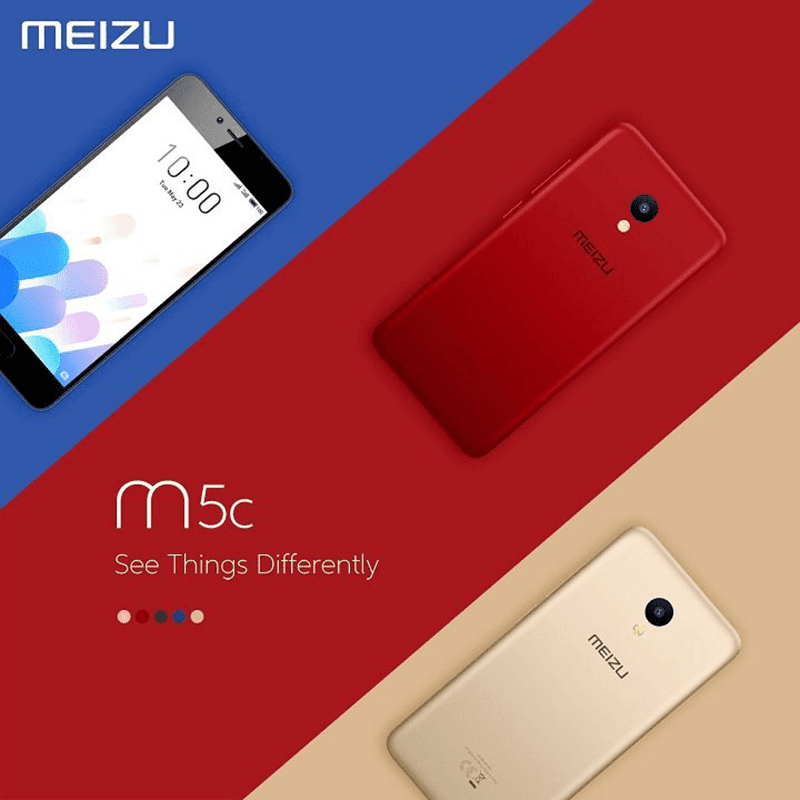 Meizu Announces M5s, A Colorful And Camera Centric Entry Level Smartphone