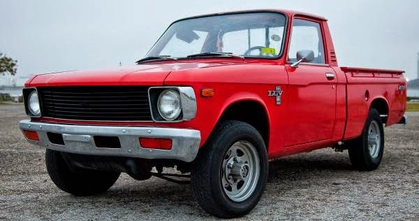 1980 Chevrolet Luv 4x4 Pickup 4x4 Cars