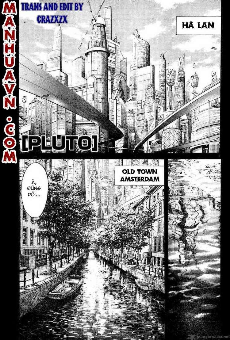 Pluto chapter 41 trang 1