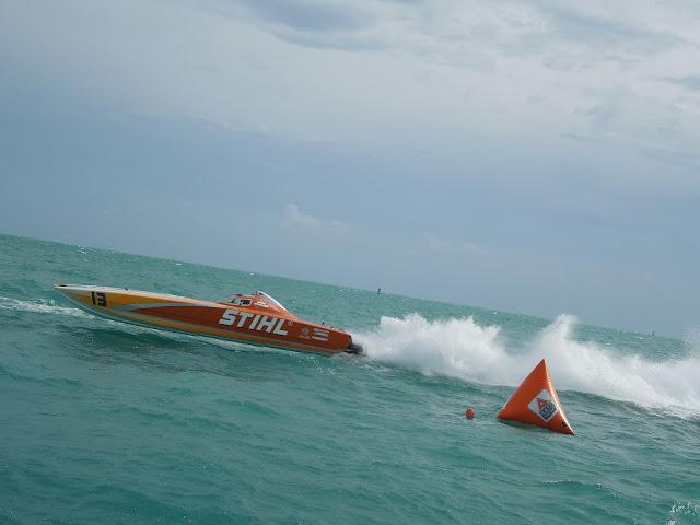 Stihl boat