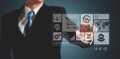Sistem E-Business Perusahaan dan Prosedur Sistem Aplikasi_