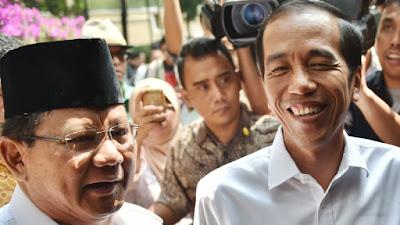 Gerindra: Harusnya Jokowi Dulu yang Umumkan Cawapres di 2019 - Info Presiden Jokowi Dan Pemerintah
