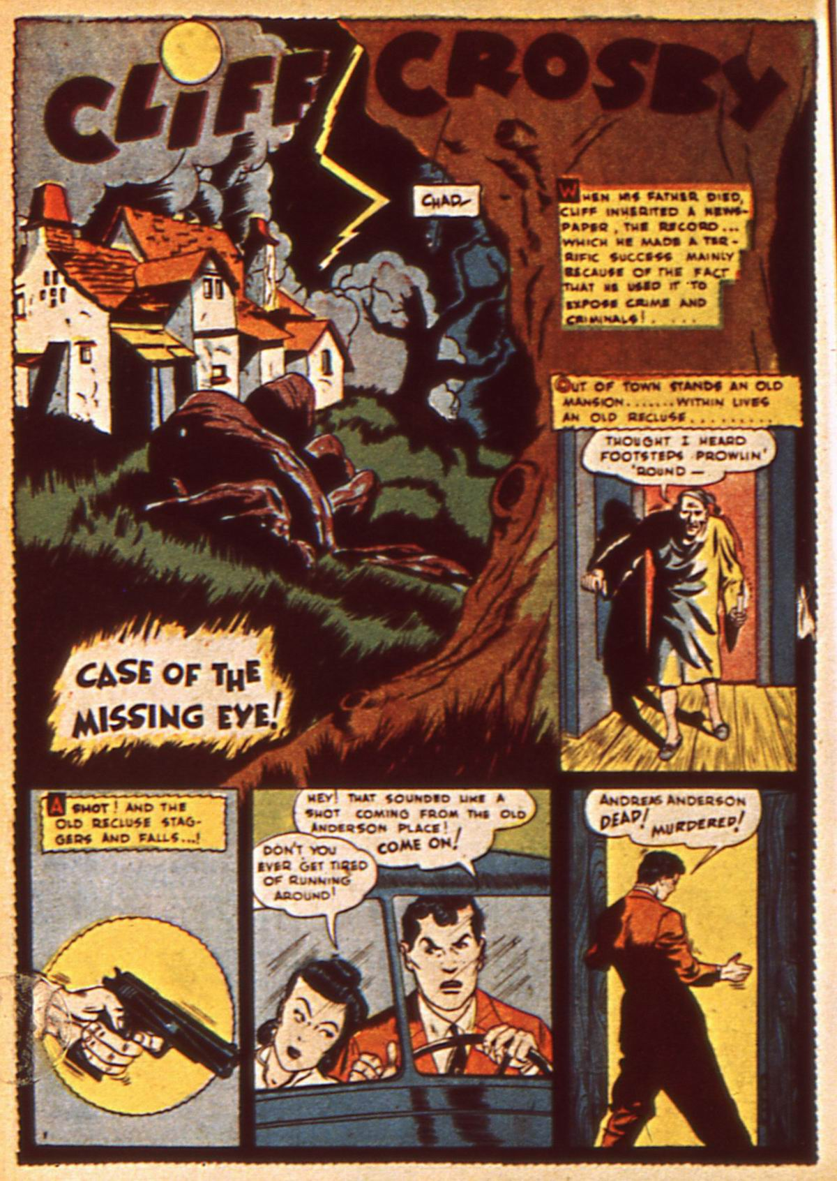 Read online Detective Comics (1937) comic -  Issue #47 - 52