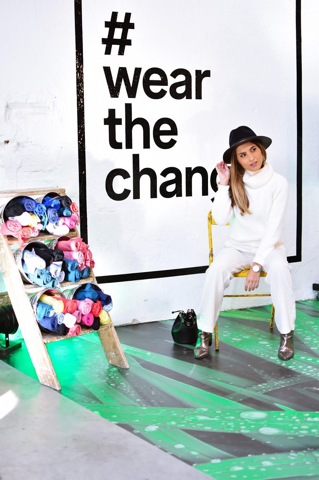 Wear the Change- Primavera|Verão 2018 | C&A - Madrid |