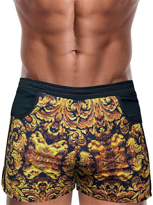 Danny Miami God Of Kings Beach Shorts Gayrado Online Shop