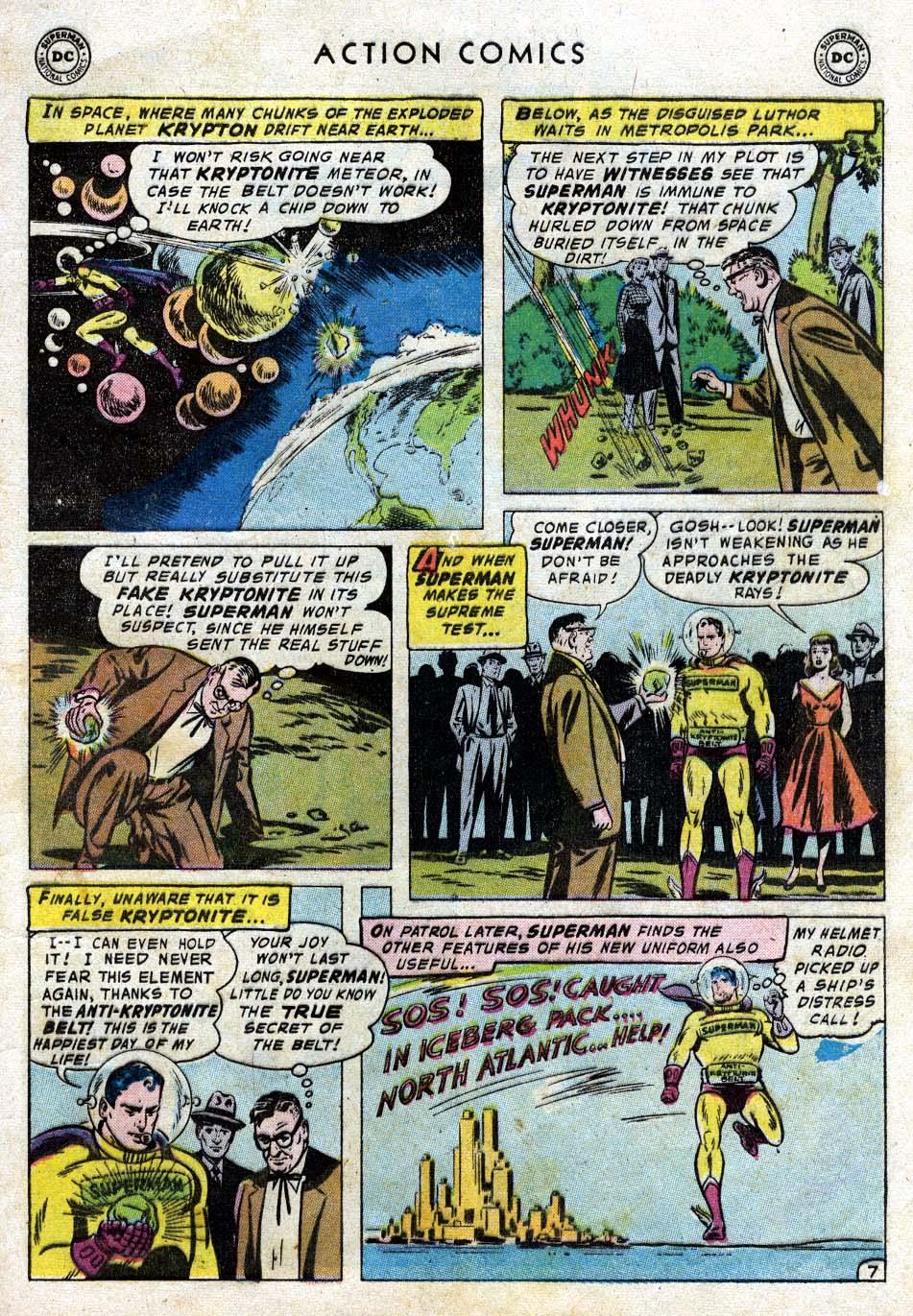 Action Comics (1938) 236 Page 8