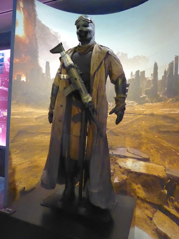 Batman v Superman Future Knightmare Batsuit