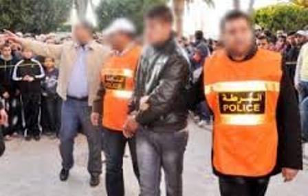 برشيد : عناصر الفرقة الوطنية تلجأ للرصاص الحي للقبض على تاجر مخدرات مبحوث عنه وطنيا