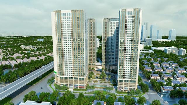 Sự kiện mở bán chung cư Eco Green City Nguyễn Xiển