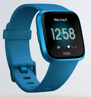 Fitbit Versa Lite Bleu Turquoise