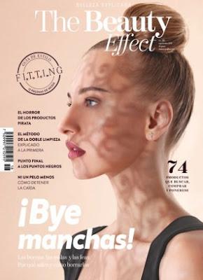 Revista The Beauty Effect México - Septiembre 2017