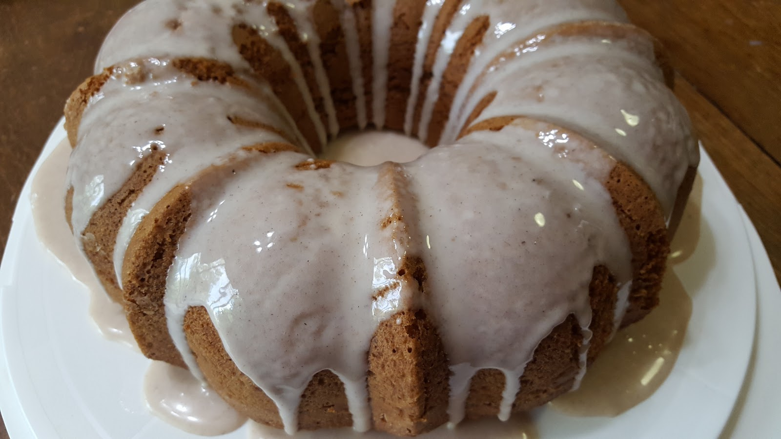 Use Of Spice Cake Mix With Applesauce
