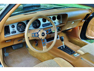 1979 Pontiac Firebird Trans Am, Classic 79 Trans Am