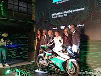 Dorna Sports Launches FIM MotoE World Cup!