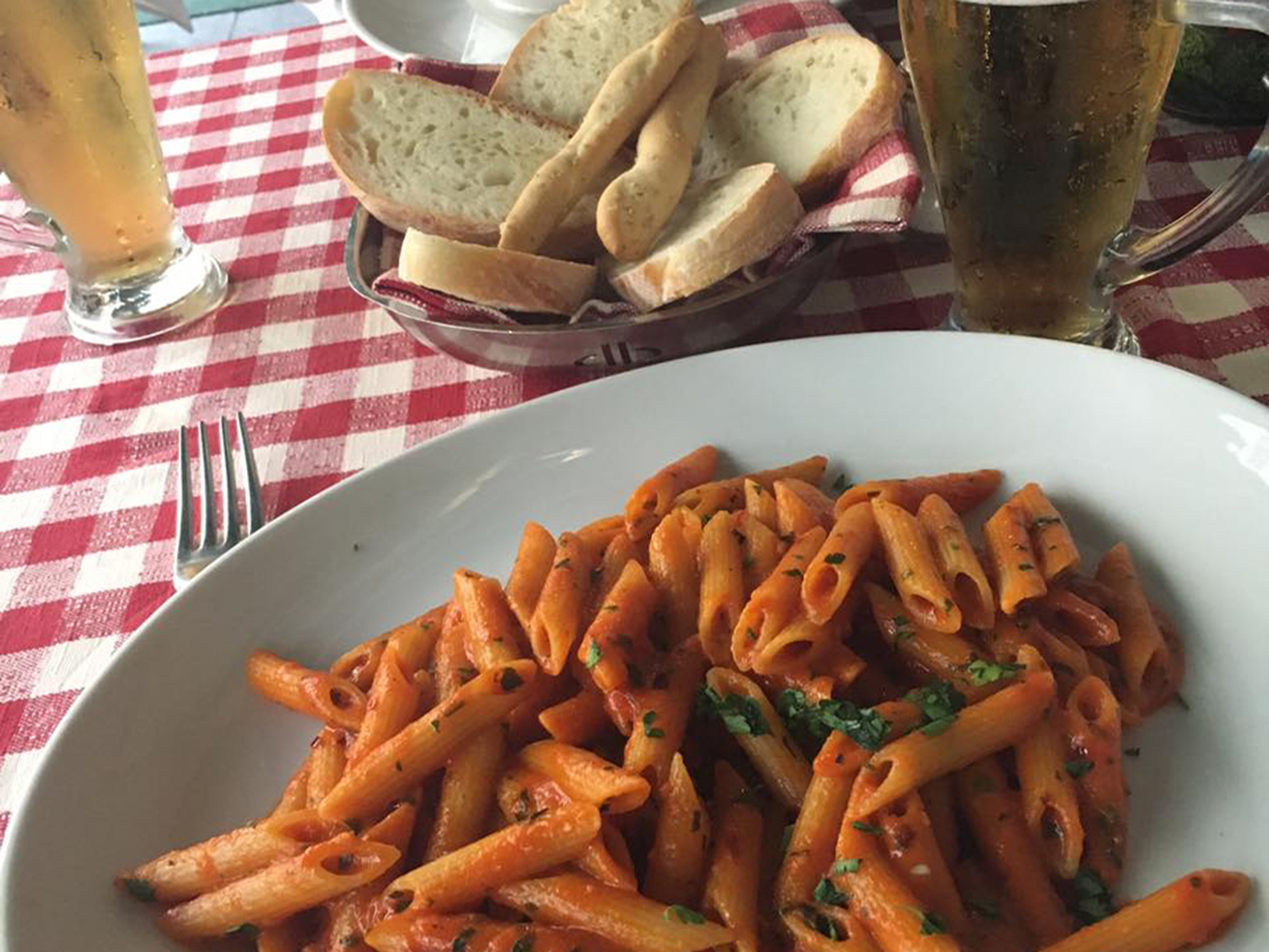 authentic Italian food, Italian meal, pasta, where to eat in Milan, things to see in Milan, things to do in Milan