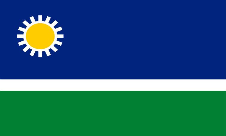 Bandera del estado Portuguesa