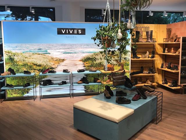 Inauguración tienda VIVES Shoes Calpe