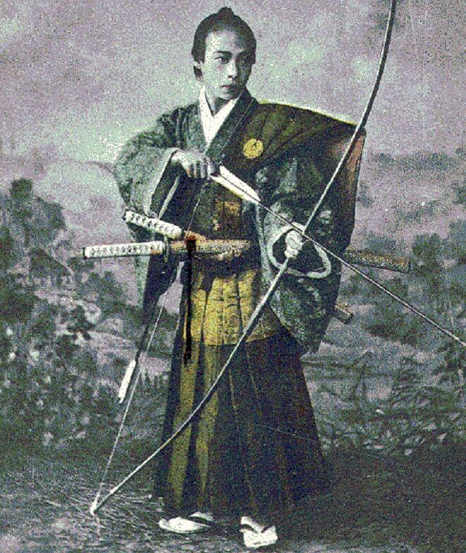 Samurai memanah