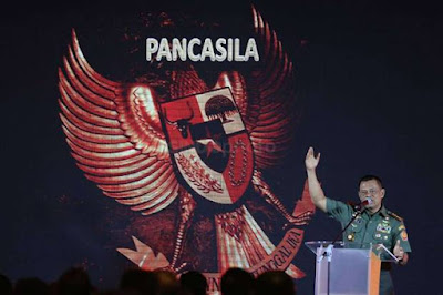 Panglima TNI Jendral Gatot Nurmantyo: Kalau Ada Pergantian, Presiden Panggil Saya Dahulu