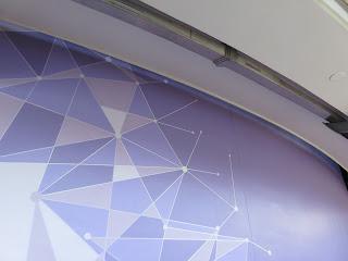 Purple Wall Magic Kingdom Disney World
