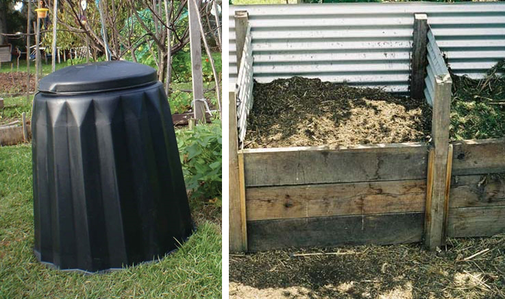 8 ways to get composting for all types of homes