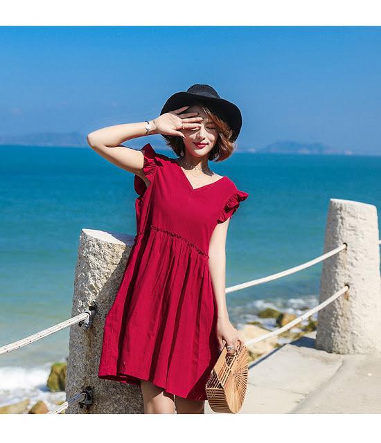 Shop ban vay maxi o Hai Ba Trung