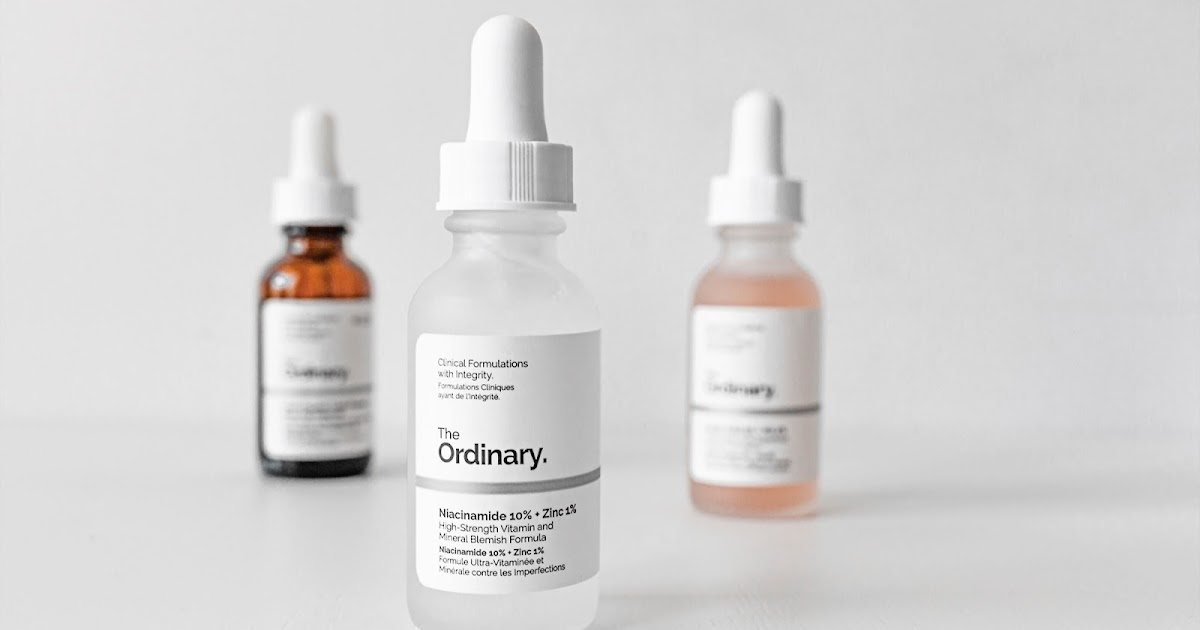 Deciem The Ordinary Niacinamide 10 Zinc 1 Lavenderlilac Dream