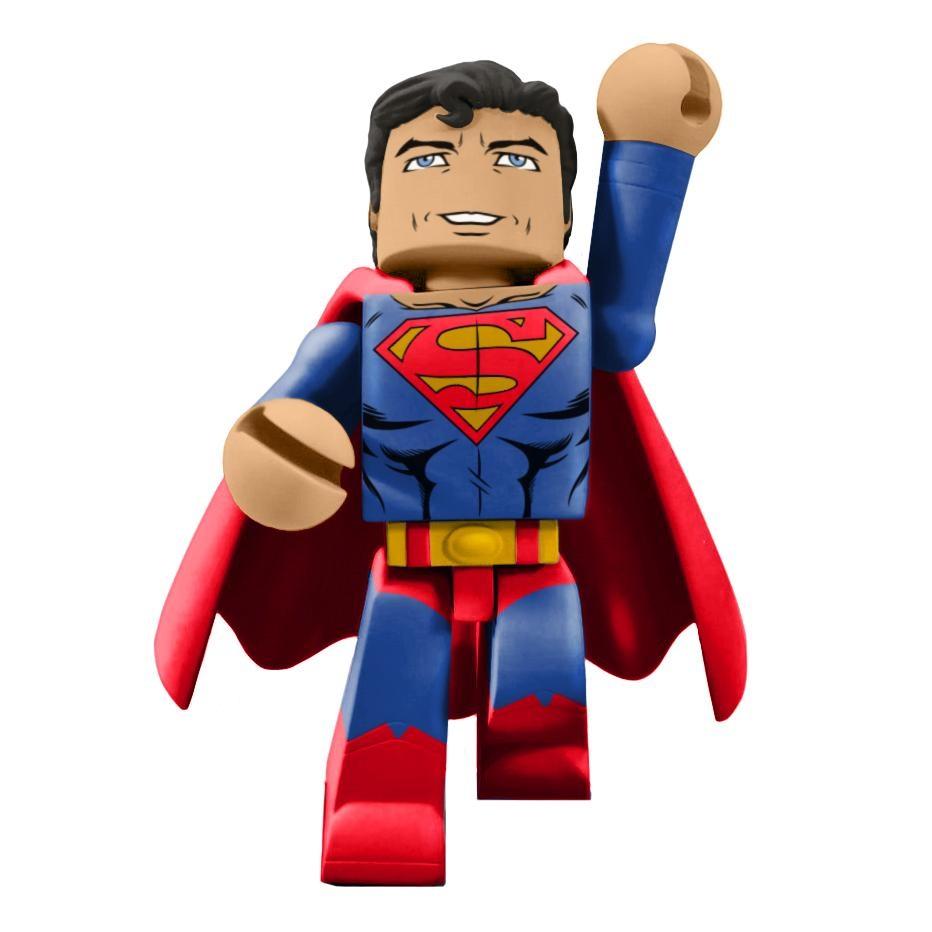 1ef474d71fe99 San Diego Comic-Con 2018 Exclusive DC Comics Superman 80th Anniversary  Vinimates Vinyl Figures Box