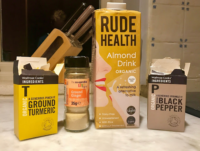 Rude Health Turmeric Milk